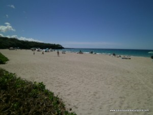 Hapuna Beach Big Island 2014