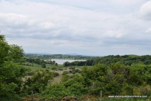 Lough Gur from stone circle